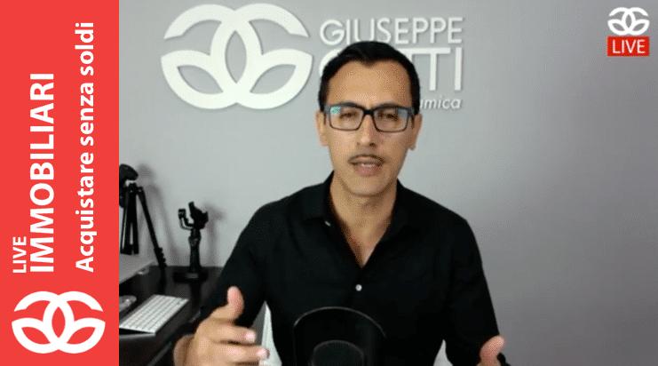 Si possono acquistare immobili senza soldi? – Giuseppe Gatti
